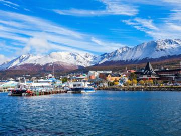 Argentinien Reise Ushuaia