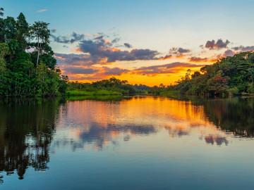 Brasilien Reise - Amazonas