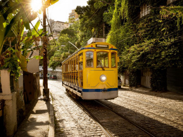 Rio de Janeiro Tram