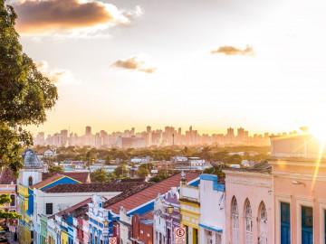 Brasilien Kurztrip Olinda