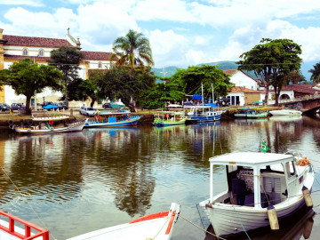 Kurztrip Brasilien Paraty