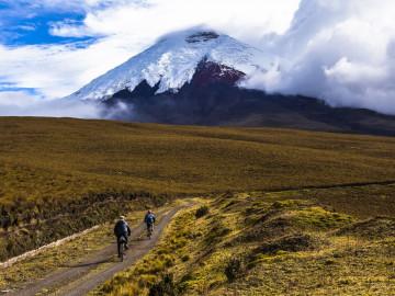 Ecuador Reise Vulkan Cotopaxi