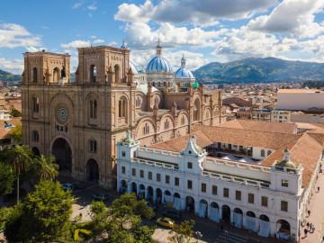Ecuador-Reise mit wunderschönen Anden