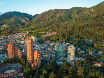 Kolumbien Reise Bogotá