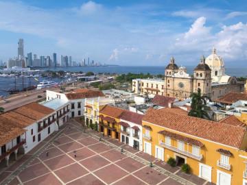 Kolumbien Reise Cartagena