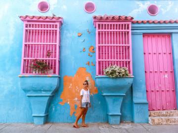 Reise Peru und Kolumbien Karibik Cartagena