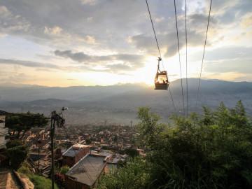 Kolumbien Reise Medellin