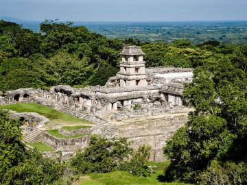 Reise Mexiko Palenque