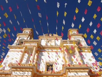 Rundreise Mexiko San Cristobal de las Casas