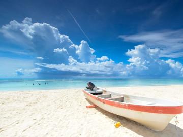 Mexiko Rundreise Reise Strand