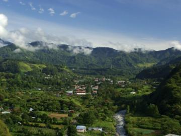 Panama Reise - Boquete