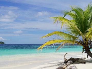 Panama Reise - San Blas Inseln