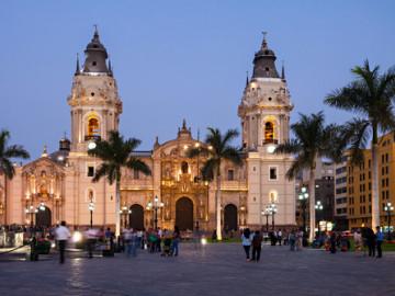 Reise Peru und Kolumbien