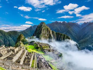 Südamerika Rundreise Peru Machu Picchu