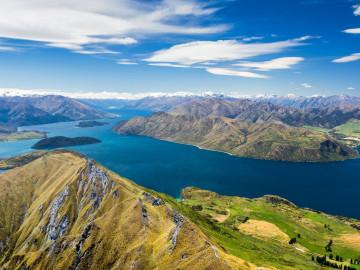 Neuseeland Australien Reise Lake Wanaka