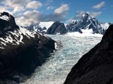 Neuseeland Reise - Fox Glacier