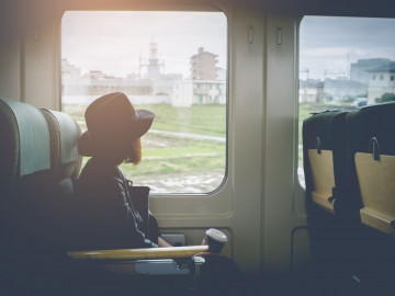 Amtrak Reise USA