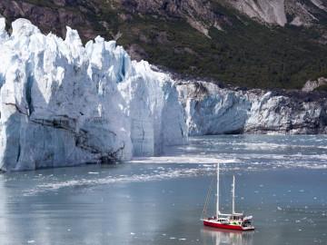 Reise Alaska Gletscher