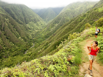 Reise Hawaii Wandern