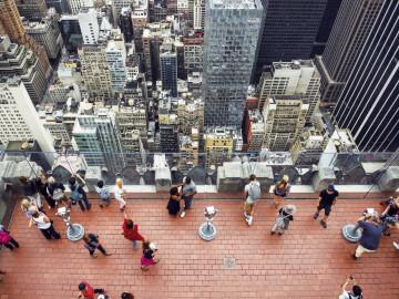 New York Reise Unterkunft Hotel