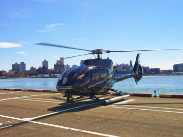 New York Reise Helikopter Flug