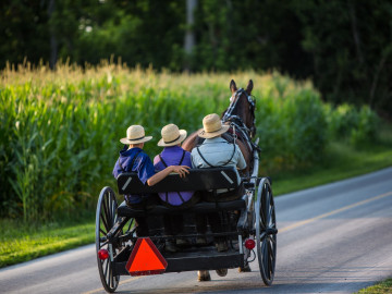 USA Reise: Amish Country