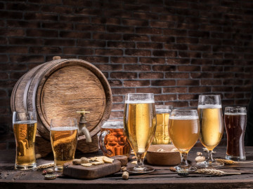 Reise Neuengland Bierverkostung