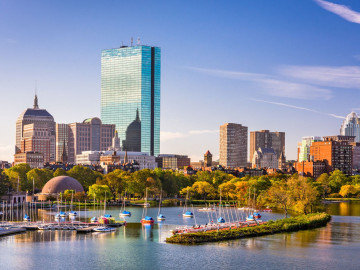 USA Reise Boston