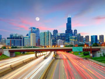 USA Rundreise Chicago