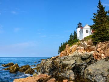 Reise Neuengland Acadia Nationalpark
