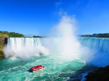 Rundreise USA Niagara Fälle