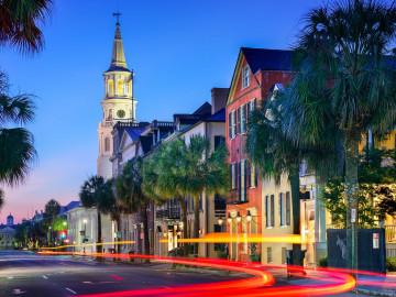 Reise USA Südstaaten Charleston