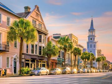 USA Reise Charleston