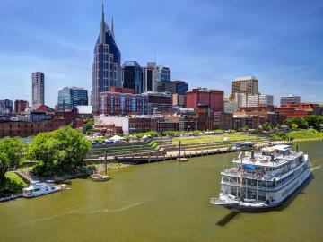USA Reise Südstaaten Nashville