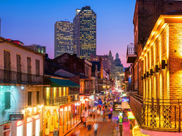 Reise USA New Orleans