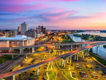 USA Reise Memphis