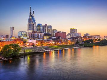Reise USA Südstaaten Nashville