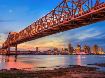 Reise USA Südstaaten New Orleans