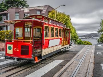 Reise San Francisco Cable Car