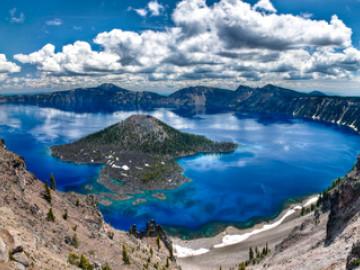 USA Reise - Crater Lake