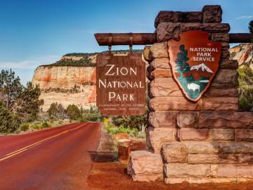 Reise USA: Zion Nationalpark