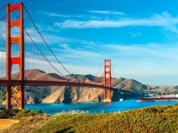 San Francisco Aussicht