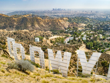 USA Reise: Hollywood