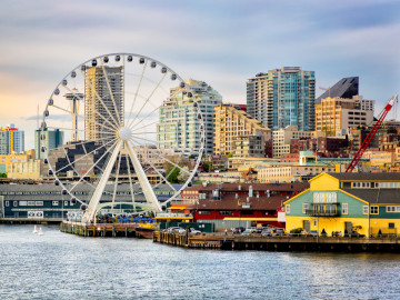 USA Reise Seattle