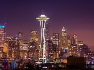 USA Reise Seattle