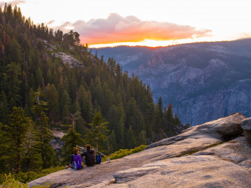 USA Reise Yosemite