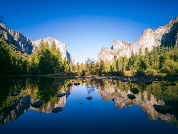 Reise USA - Yosemite Nationalpark