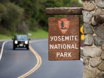 USA Reise: Yosemite Nationalpark