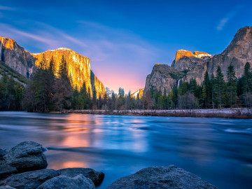 USA Rundreise: Yosemite Nationalpark