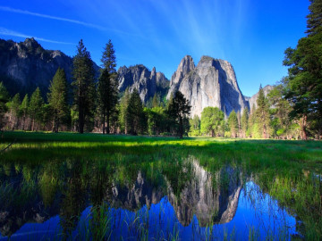 USA Reise: Yosemite Nationalpark